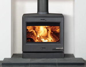 Multi-Fuel-Burning-Stove-Installation